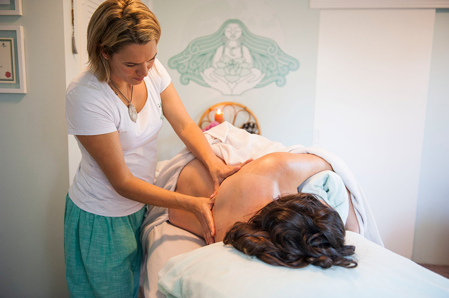 Pregnancy Massage Therapy in Nelson
